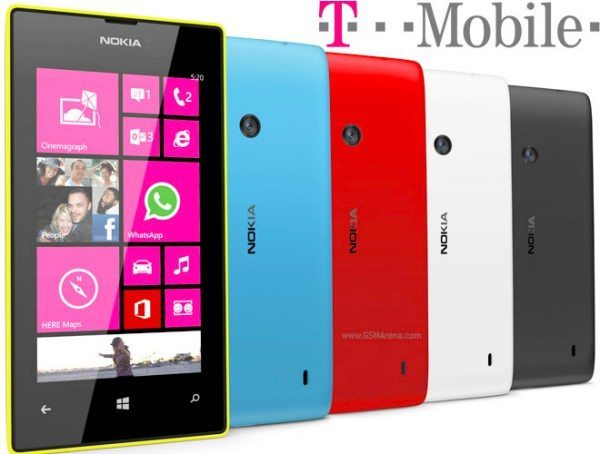 Nokia Lumia 521 affordable on T-Mobile & close to release
