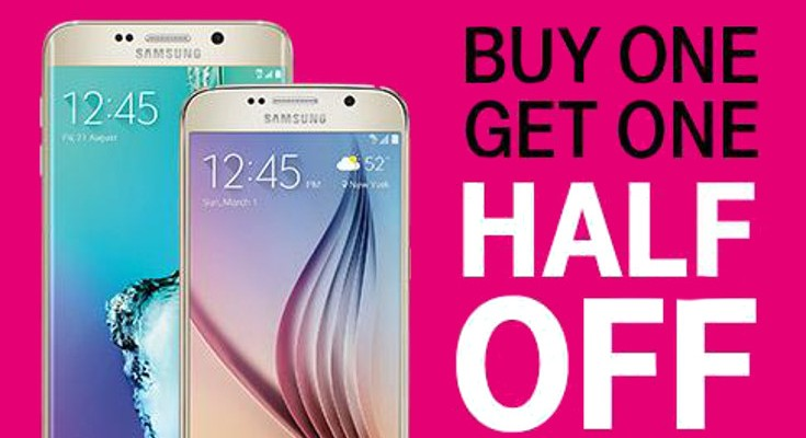 T-Mobile unleashes BOGO sale on smartphones from same manufacturer