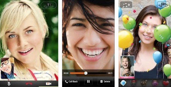 Miễn hoài cá gọi với Tango app cho iPhone  tai tango mien