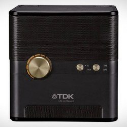 TDK Speaker offers charge and listen Wirelessly