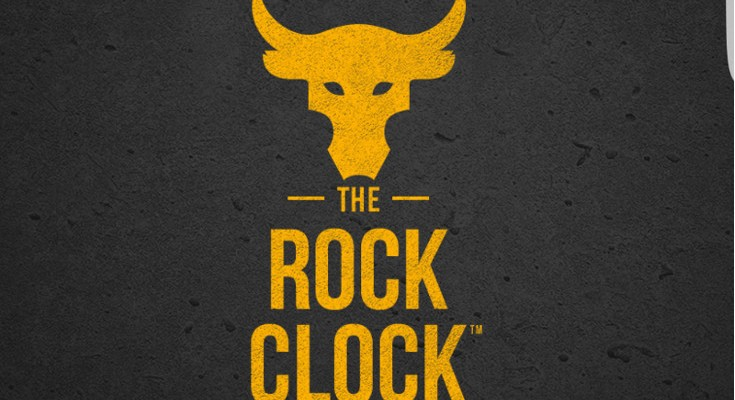 The Rock Clock app arrives to Lay the Smackdown
