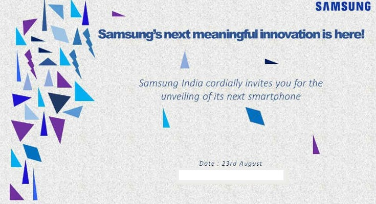 Samsung Z2 announcement could come on August 23 at Samsung Event