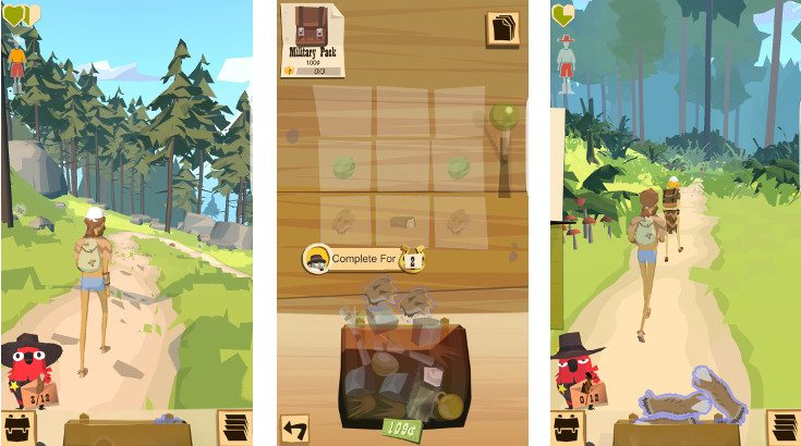 Trail frontier journey review
