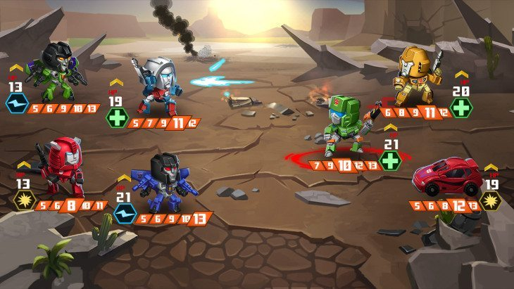 transformers battle tactics ios