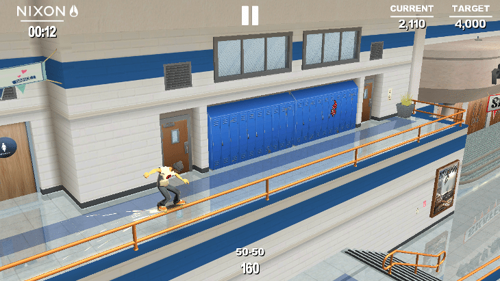 endless skater android