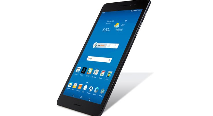AT&T Trek 2 HD tablet will debut through AT&T with Android 6.0