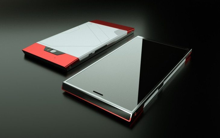 The Turing Phone has strong encryption and exotic alloys