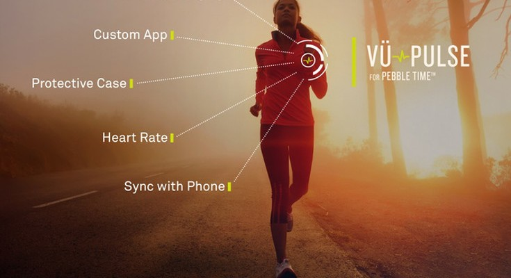 TYLT VÜ Pulse brings heart rate monitoring to the Pebble Time