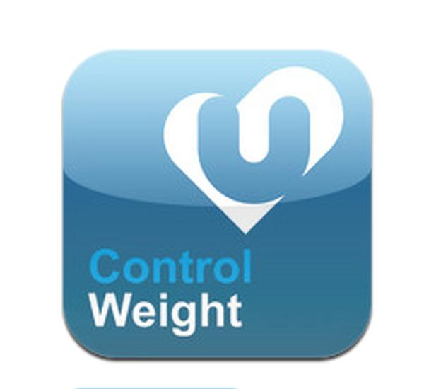 UControl Weight for iOS, personal diet & lifestyle manager
