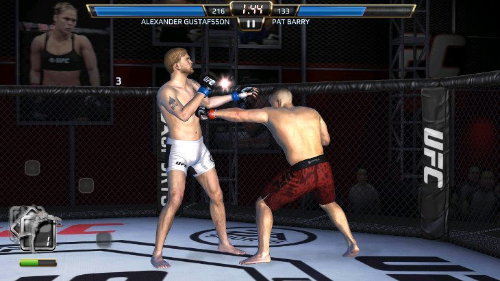 ufc mobile android