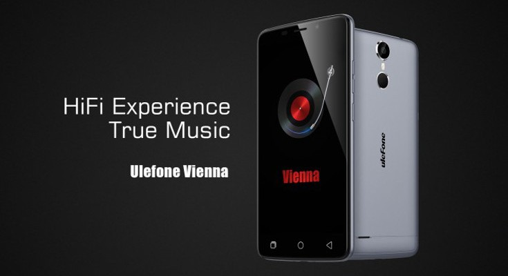 Ulefone Vienna specifications are made official