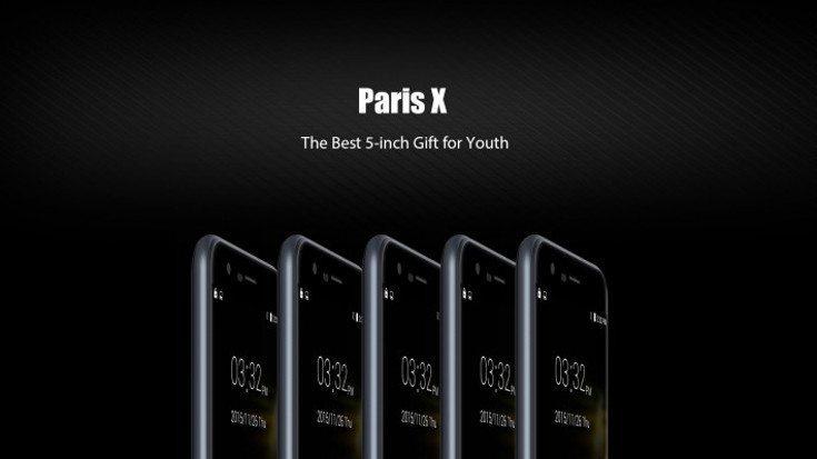 Ulefone Paris X