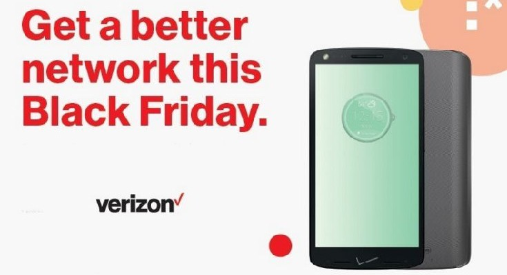 Verizon Black Friday deals include Slates, Smartphones and a Drone