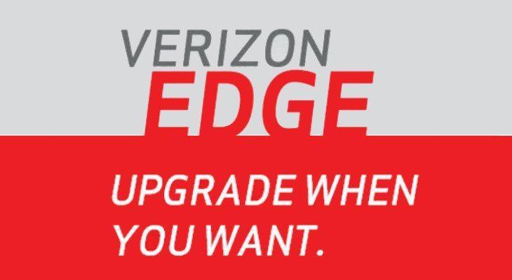 verizon edge updgrade