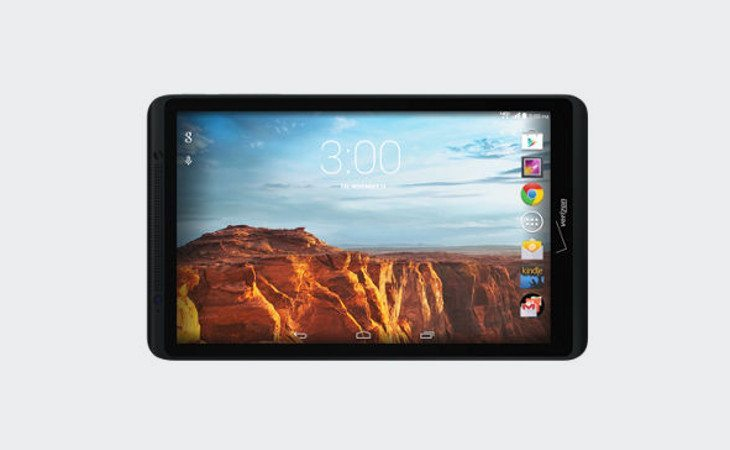 Verizon Ellipsis 8 Tablet set to land at Verizon for $259.99