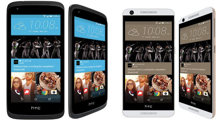 Verizon HTC Desire 526
