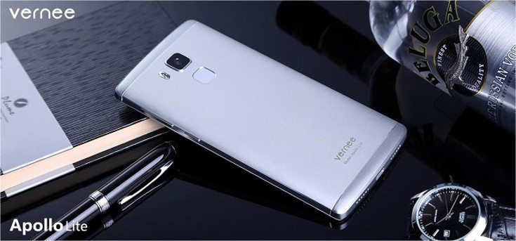 Vernee Apollo Lite photos reveal the Design ahead of launch