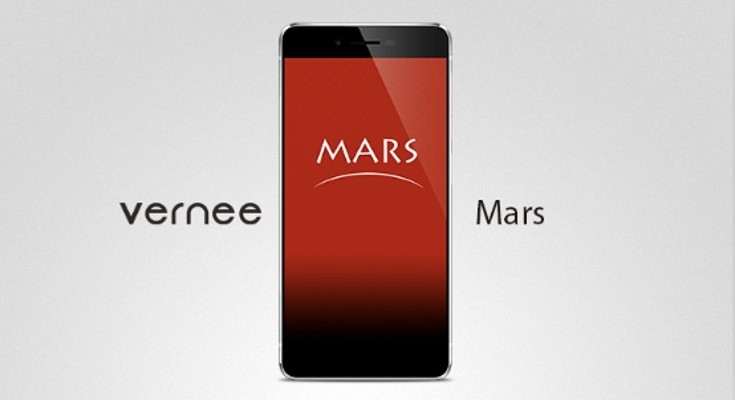 Vernee Mars will arrive with 6GB of RAM and Helio P20
