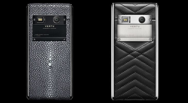 vertu stingray and quilt