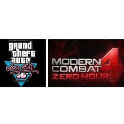Modern Combat 4 vs GTA Vice City, what to play first!