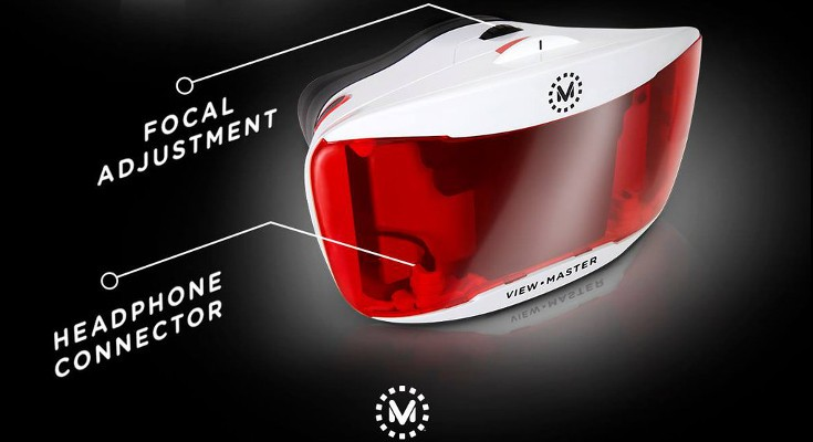 View-Master View DLX announced with improved features