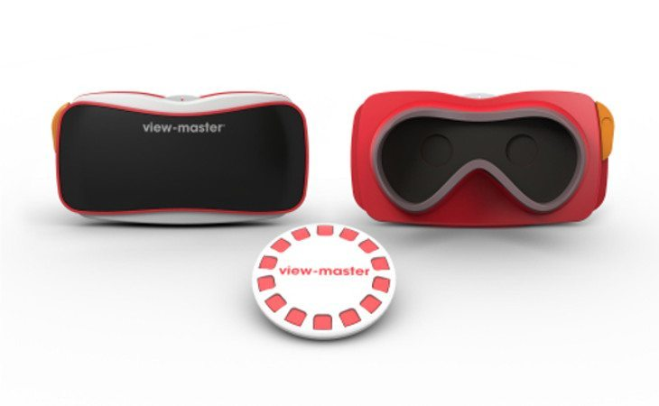 Mattel View-Master VR accessory coming this Fall