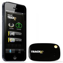 Wallet TrackR iPhone gadget, cash and cards protected