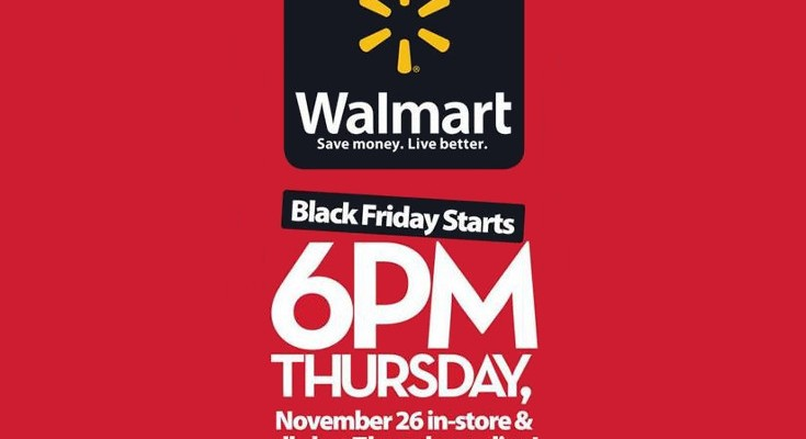 Walmart Black Friday 2015 Ad appears with loads of gadget deals