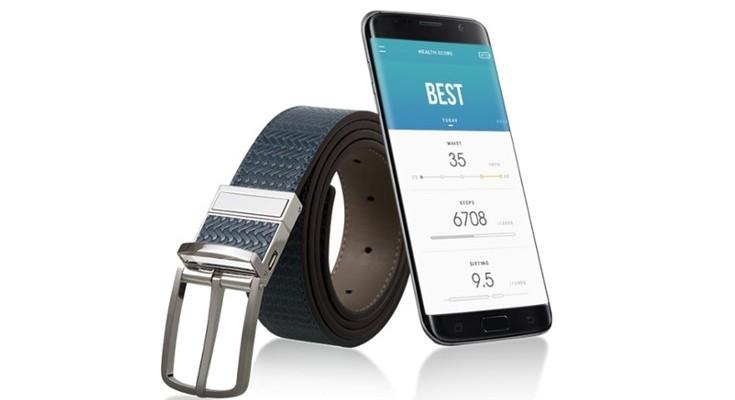 The Welt Smart Belt hits Kickstarter to combat expanding waistlines