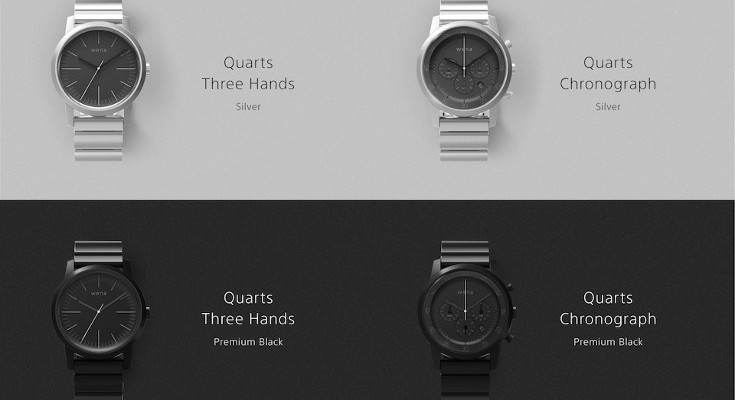 Sony Wena smartwatch turns to crowdfunding on First Flight