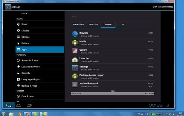 WindowsAndroid download adds android apps on Windows PC