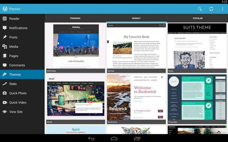WordPress for Android 3.0 Update is Live