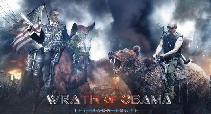 wrath of obama
