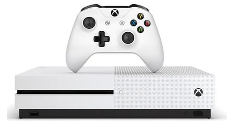 Xbox One S price listed at $349 with 1TB Hard Drive