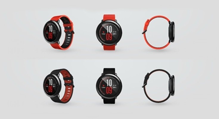 Xiaomi Amazefit smartwatch launches in China