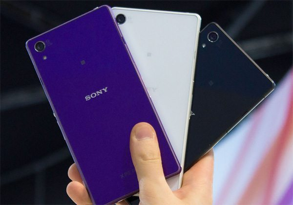 Xperia Z2 up for pre-order