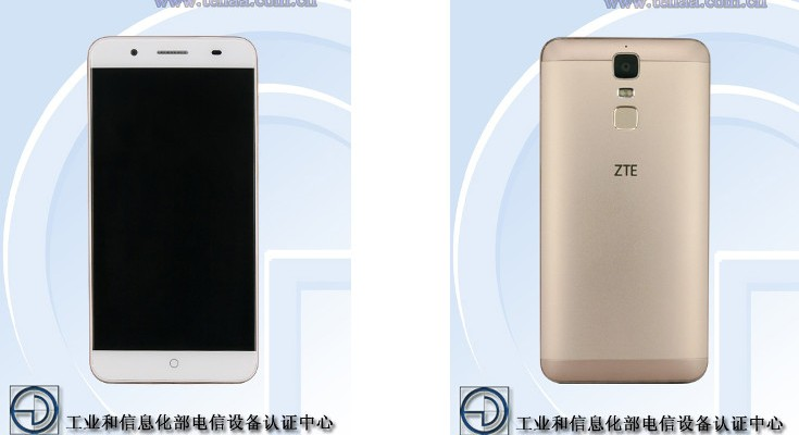 ZTE BV0730 gets certified through TENAA