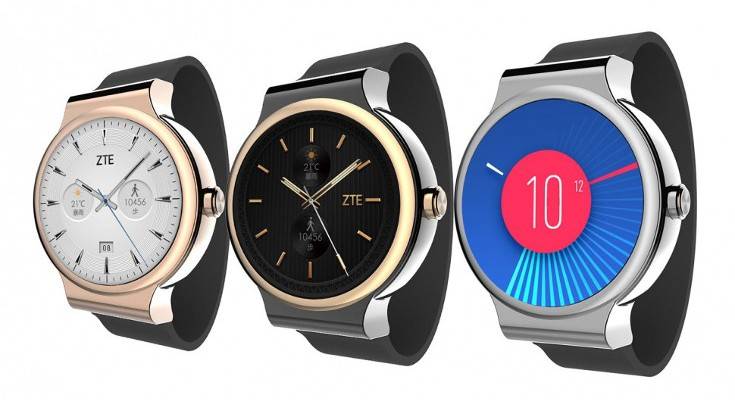 ZTE Axon Smartwatch announced with Gesture Control