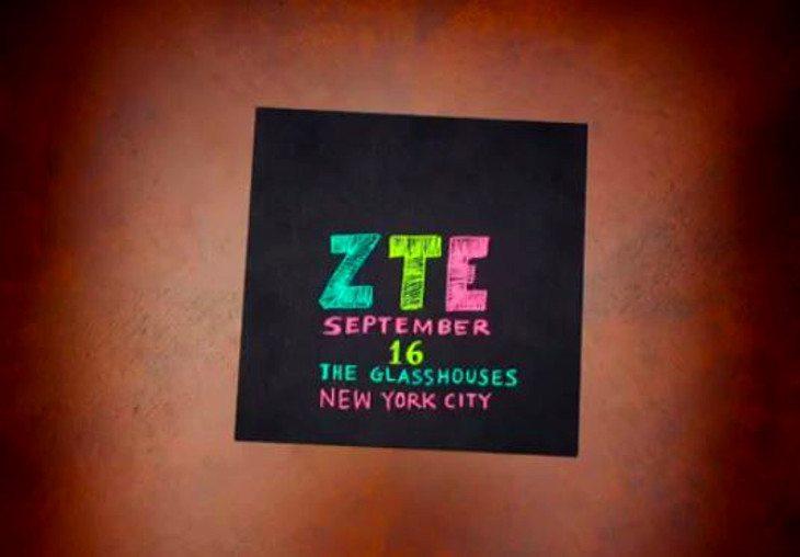 ZTE Invites