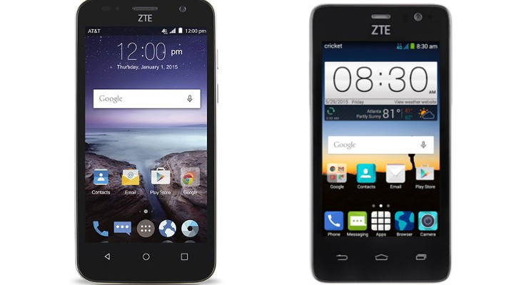 ZTE brings the ZTE Sonata 2 and ZTE Maven to the US