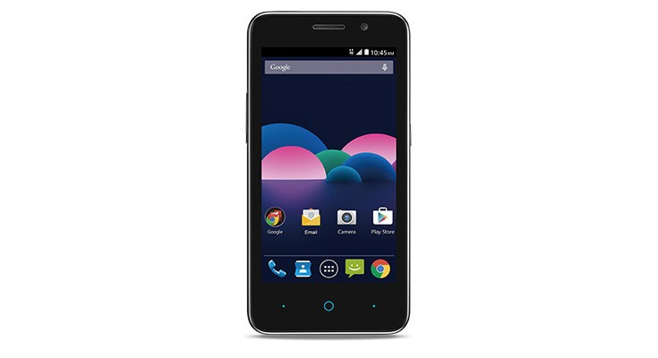 The ZTE Obsidian is headed to T-Mobile on August 13