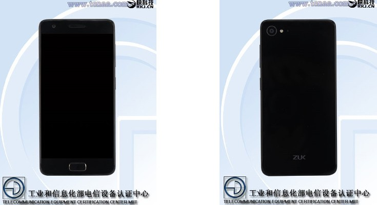 ZUK Z2 release date approaches as handset hits TENAA